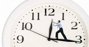 اهمیت زمان